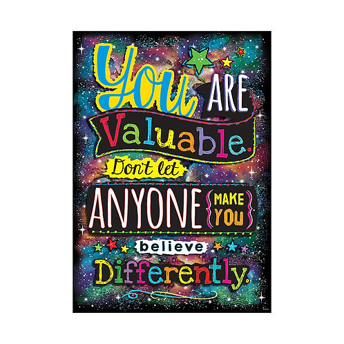 You ARE Valuable. Don't let…