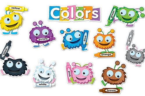 Color Critters