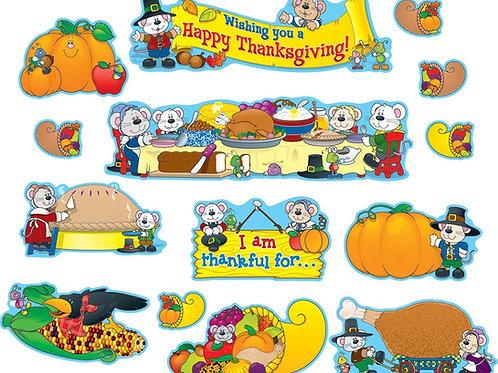 Thanksgiving Mini BB Set