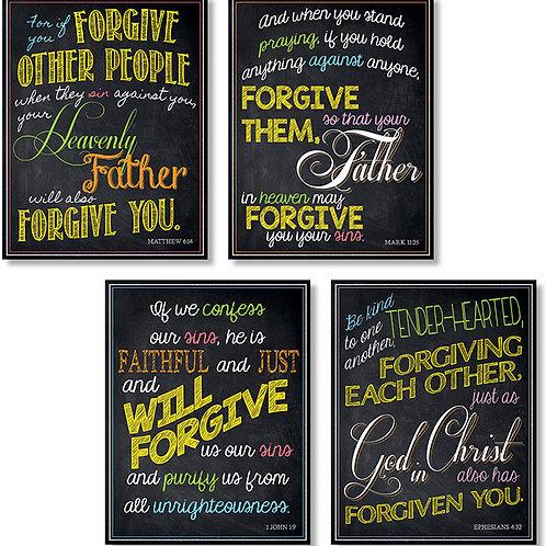 Forgiveness Charts