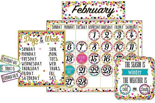 Confetti Calendar