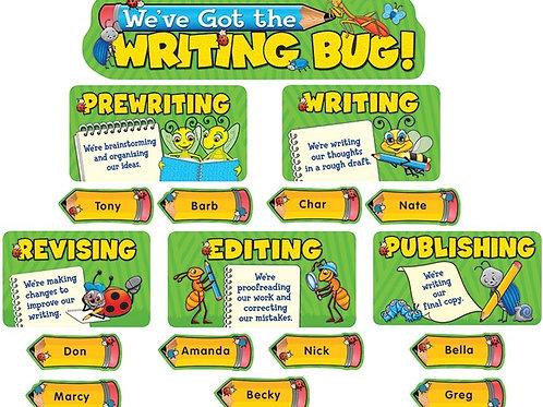 Writing Bug Mini BB Set