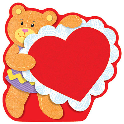Valentine Bear Classic Accents®