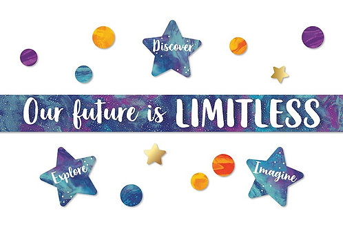 Our Future is Limitless Bulletin Board Set