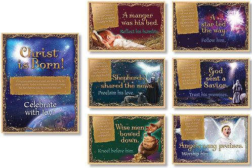 Christmas (Nativity) Bulletin Board