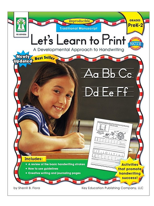 Let's Learn to Print