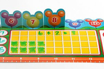 Eureka Mickey Mouse Clubhouse Math Practice