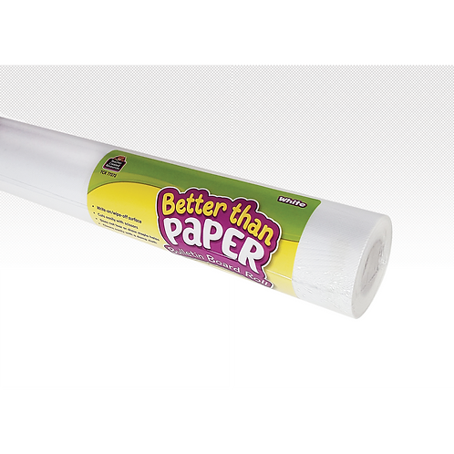 White Better Than Paper Bulletin Board Roll