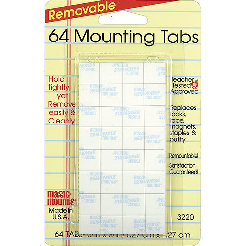Mounting Tabs 64