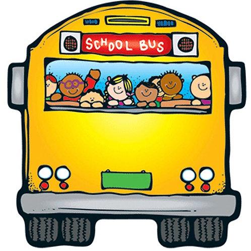 SCHOOL BUS ACCENTS