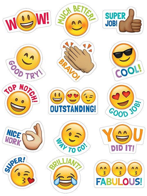 Emoji Fun Rewards Stickers
