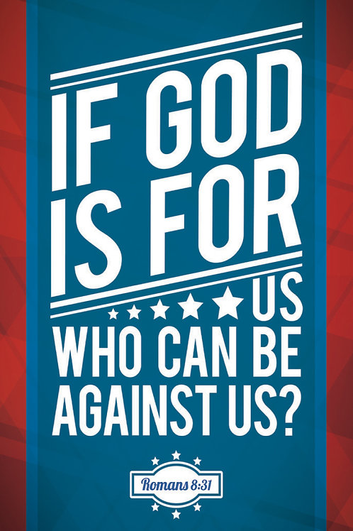 If God Is For Us Poster
