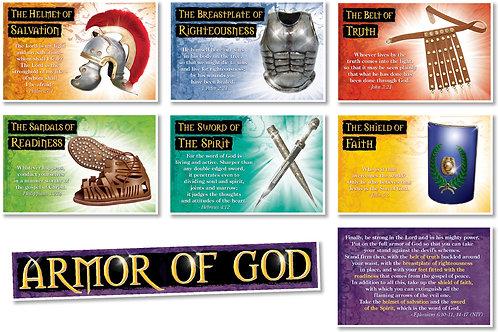 The Armor of God Bulletin Board