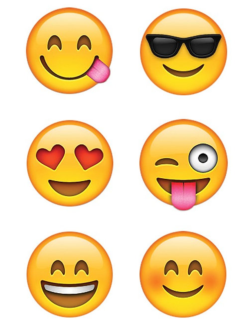 Emoji Fun Stickers