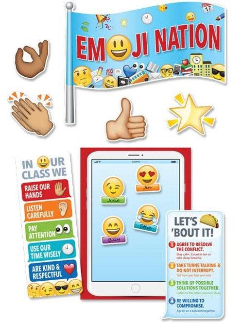 Emoji Fun Emoji Nation Bulletin Board