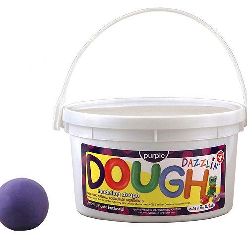 Dazzlin' Dough - 1 lb. Purple, Scented