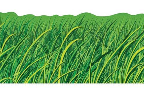 Big Grass Straight Borders