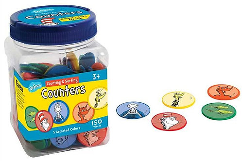 Dr. Seuss™ Counting and Sorting Chip Tub