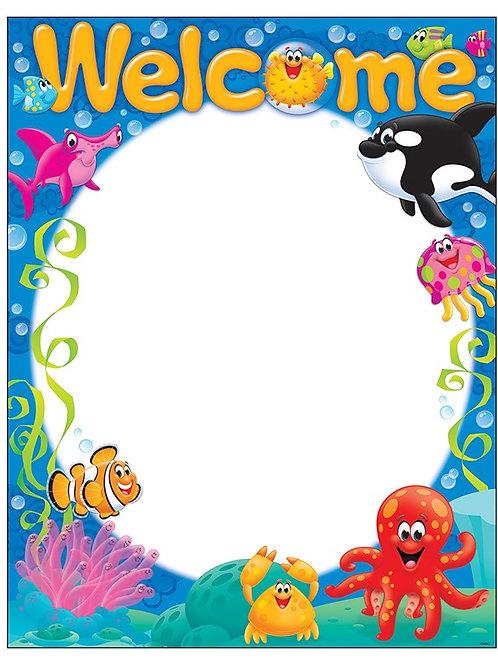 Sea Buddies Welcome