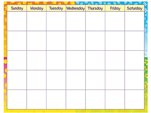 All Seasons Wipe-Off® Calendar
