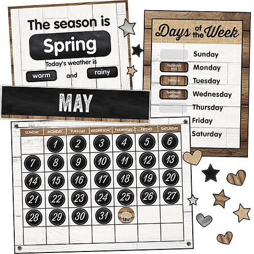 Industrial Chic Calendar