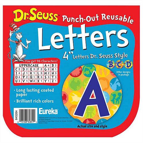 Dr. Seuss™ Spot on Seuss Letters