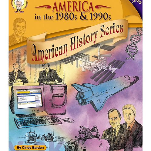 America in the 1980's & 1990's Resource Book