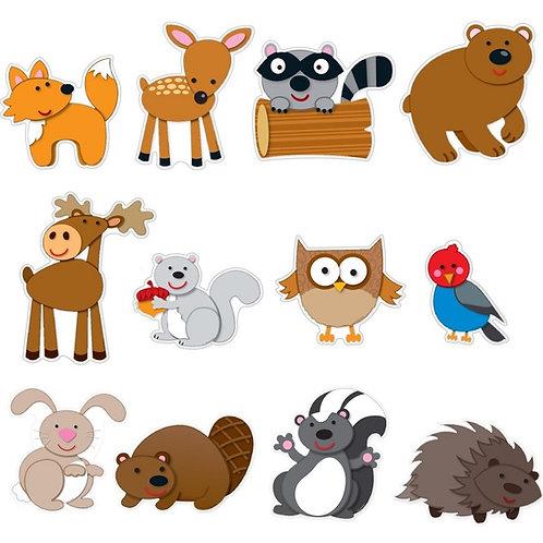 Woodland Animal Talkers