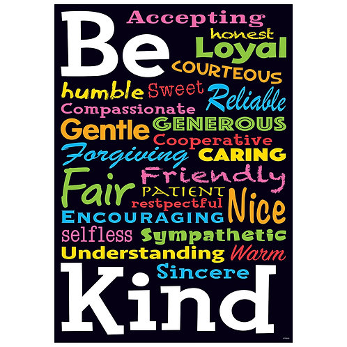 Be…Kind