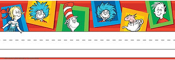DR. SEUSS, CAT IN THE HAT TERRIFIC TEACHING TOOLS