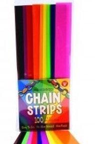 Stick-A-Licks Gummed Chain Strips