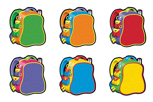 Bright Backpacks Classic Accents® Variety Pack