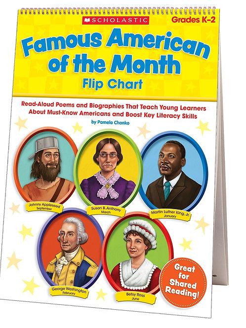 Famous Americans Flip Chart
