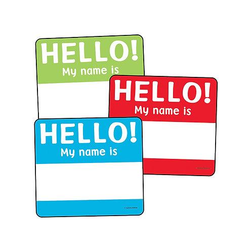Hello Tags