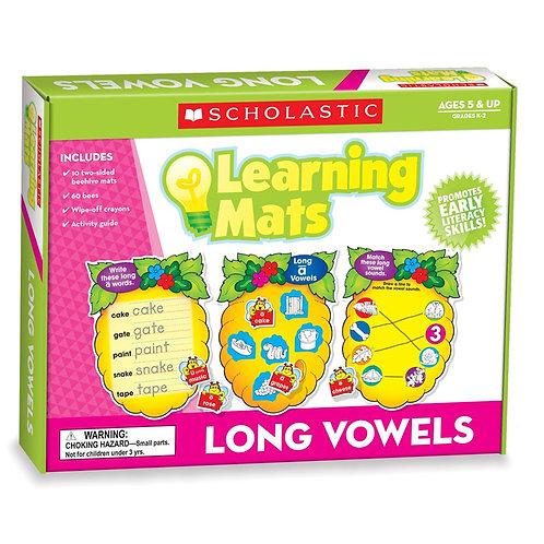 Long Vowel Learning Mat