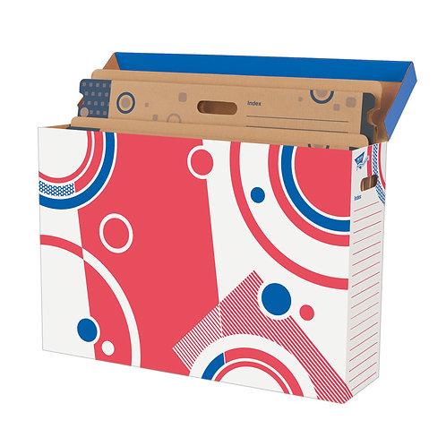 Bulletin Board Storage Box