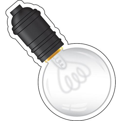 Light Bulbs Cut-Outs