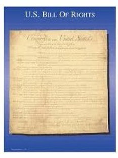 Bill of Rights Chart