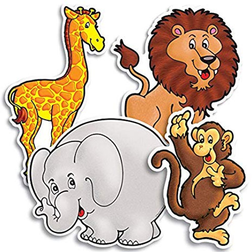 Zoo Animal Accents