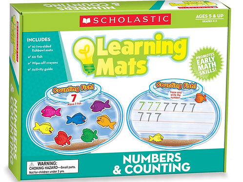 Learning Mats Numbers and Counting