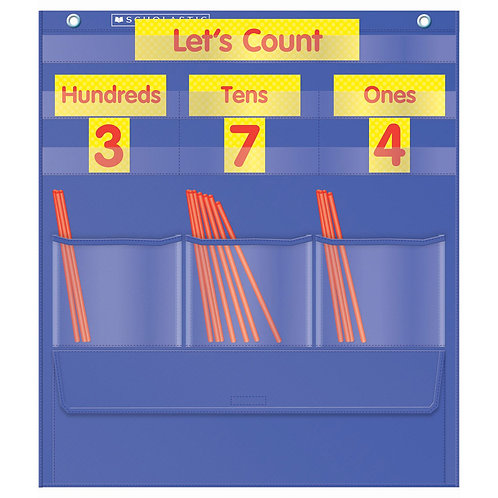Place Value Pocket Chart