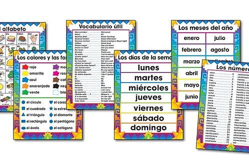 Spanish Charts