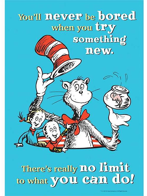 Dr. Seuss™ Try Something New