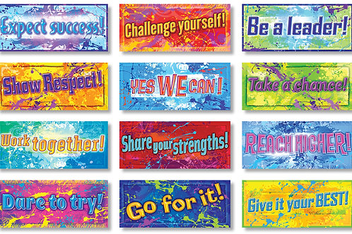 Positive Messages Bulletin Board