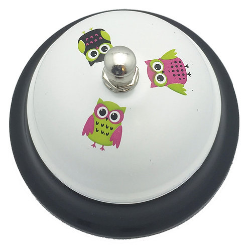 Owl Call Bell