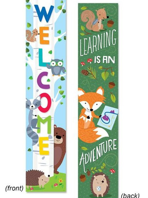 Woodland Friends Banner (2-sided)