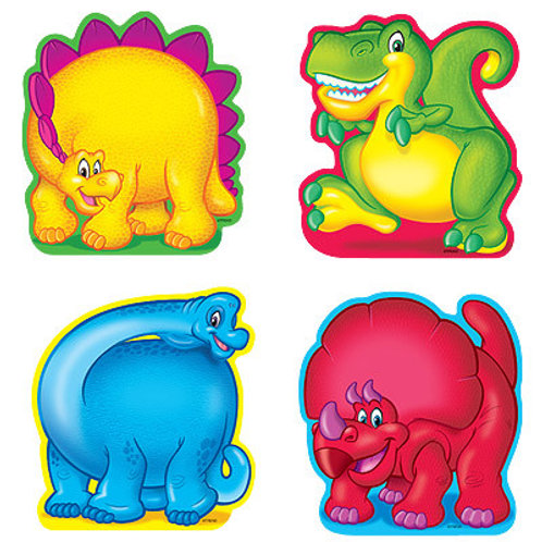 Playful Dinosaurs Variety Pack 36 Ct