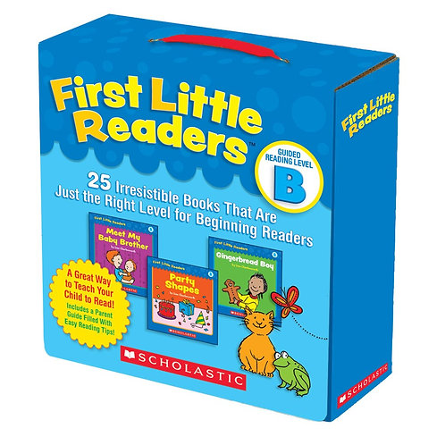First Little Readers Level B