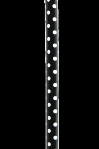 Black Polka Dots Hand Pointer