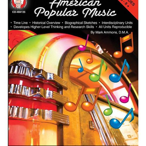 American Popular Music Resource Book